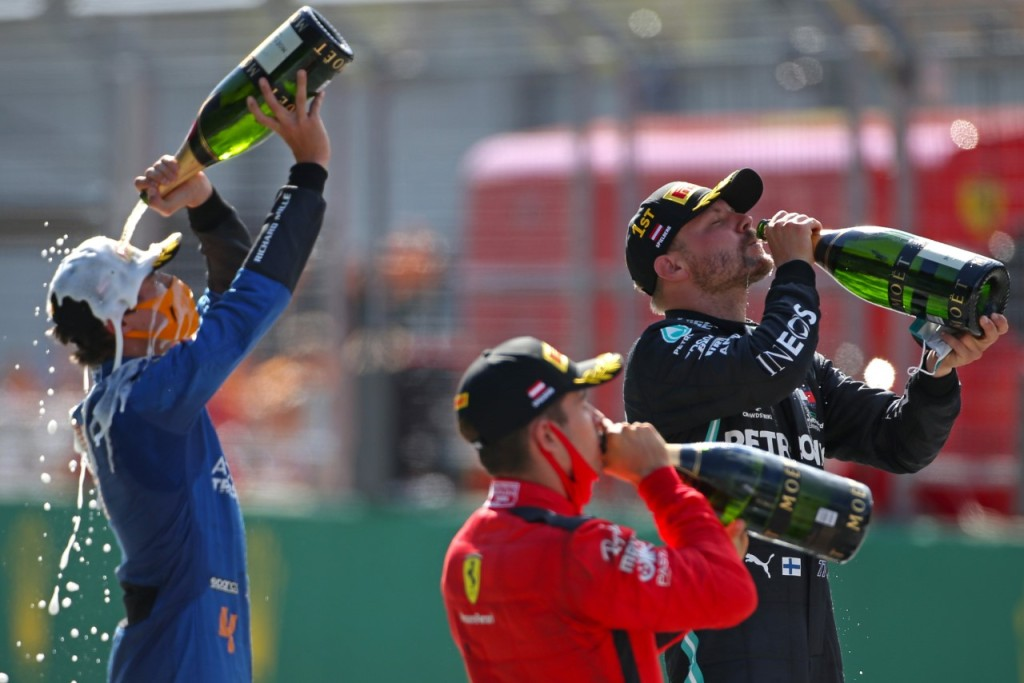 Race Watch 8: Formula One Austrian Grand Prix
