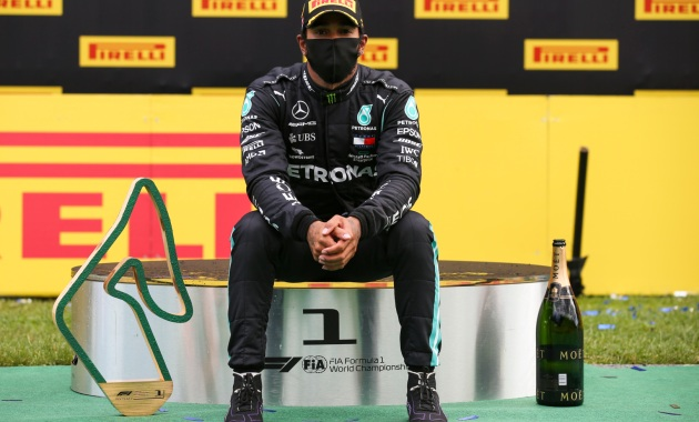 Race Watch 9: Formula One: Styrian Grand Prix